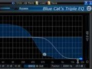 www.audiopluginsforfree.com - Blue Cat´s Triple EQ (Equalizer) - Windows/VST DX RTA AAX - Mac/RTA VST AudioUnit AAX
