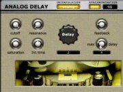 Free Audio Plugin - AnalogDelay (Delay)