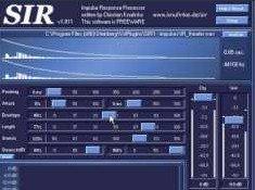 SIR1 (Reverb) • Audio Plugins for Free