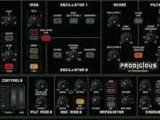 Audio plugin for free - Prodigious Synthesizer