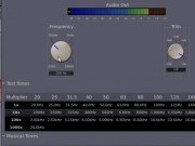 Test Tone Audio Plugin