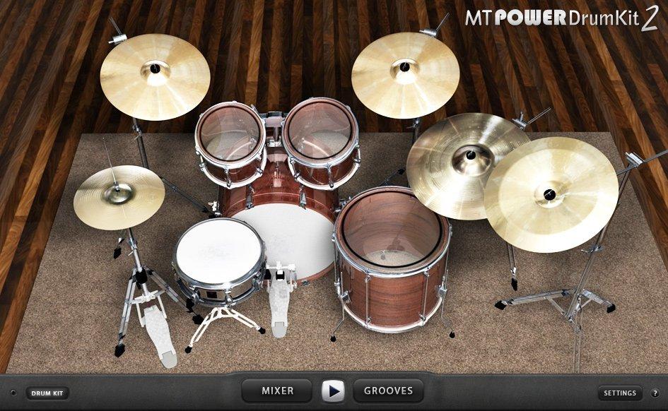 free mt power drum kit 2