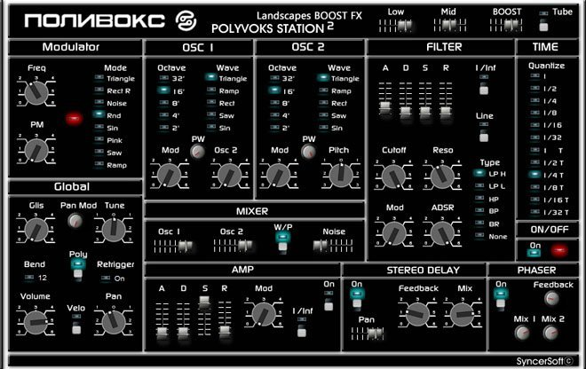 Polyvoks Station | Audio Plugins for Free