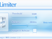 w1limiter | Audio Plugins for Free