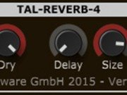 TAL-Reverb-4 | Audio Plugins for Free