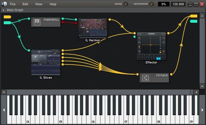 Minihost modular | Audio Plugins for Free
