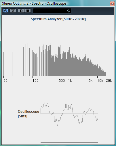 Hotto Engineering Spectrum Analyzer & Oscilloscope | Audio Plugins for Free