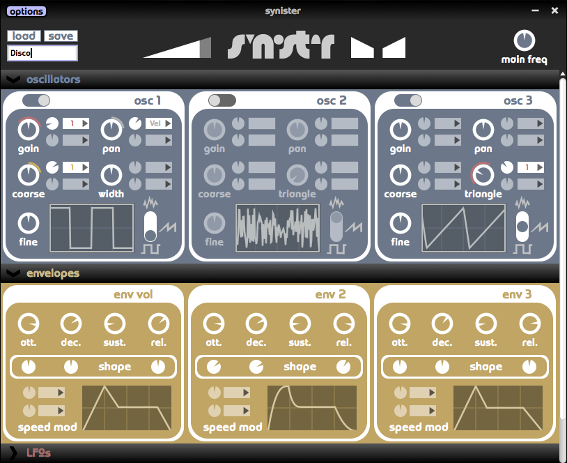 Synister | Audio Plugins for Free