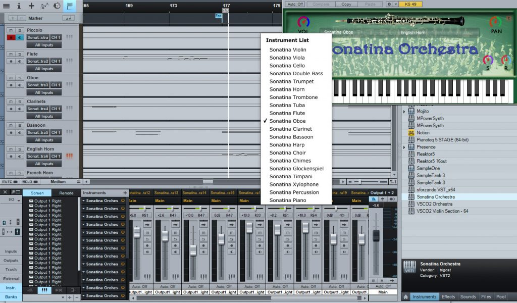 Sonatina Orchestra | Audio Plugins for Free