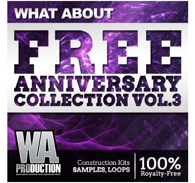 What About: FREE Anniversary Collection Vol. 3 | Audio Plugins for Free