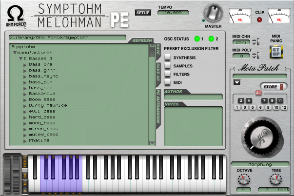Symptohm PE | Audio Plugins for Free