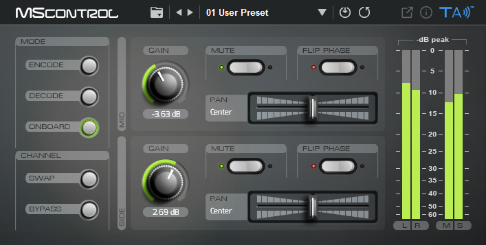 MScontrol | Audio Plugins for Free