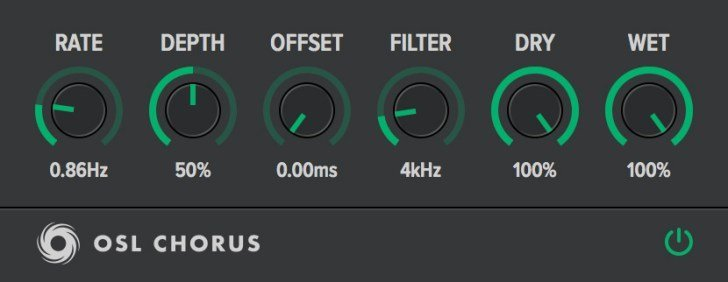 OSL Chorus | Audio Plugins for Free