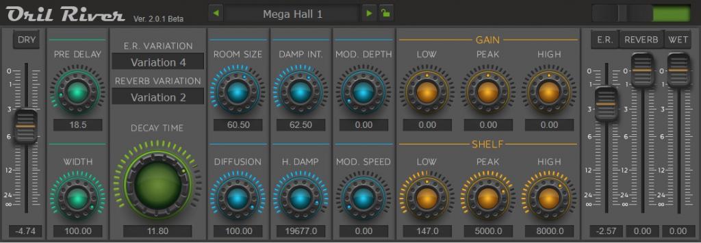 OrilRiver | Audio Plugins for Free