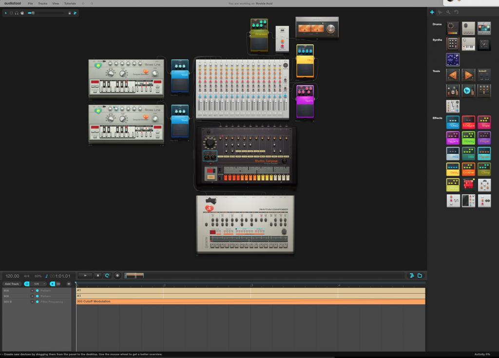 Audiotool | Audio Plugins for Free