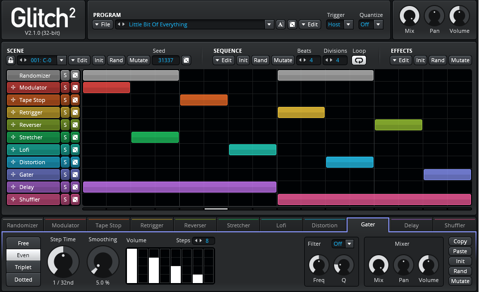 Glitch | Audio Plugins for Free