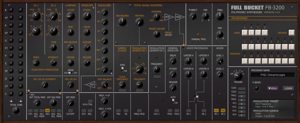 FB-3200 | Audio Plugins for Free