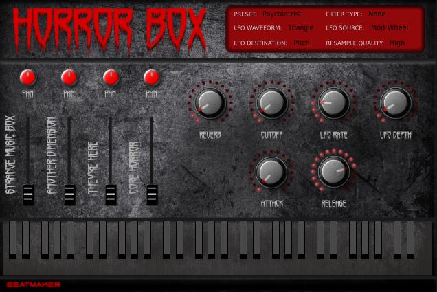 Horror Box | Audio Plugins for Free