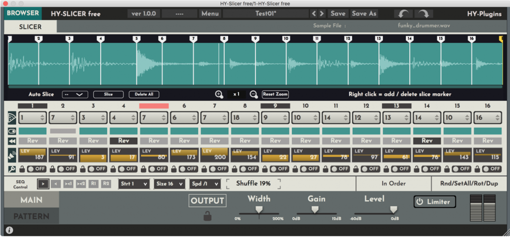 HY-Slicer | Audio Plugins for Free