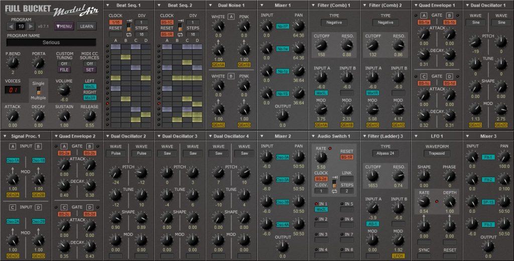 ModulAir | Audio Plugins for Free